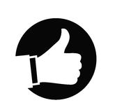 Thumbs up Stock Photography