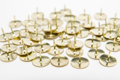 Thumbtack Royalty Free Stock Photos