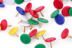 Thumbtack Royalty Free Stock Photography