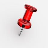 Thumbtack - Pushpin Royalty Free Stock Images
