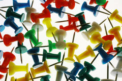 Thumbtacks Photo stock