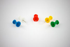 Thumbtacks Stock Images