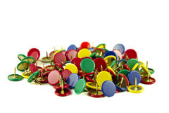 Thumbtacks Foto de Stock