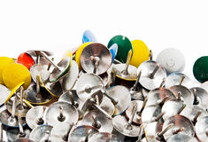 Thumbtacks. Royalty Free Stock Photo