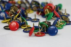 thumbtacks Стоковая Фотография