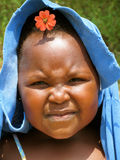 Thumi Portrait royalty free stock image
