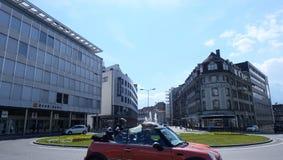 thun Швейцарии стоковые изображения