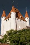 Thun Castle Royalty Free Stock Photography