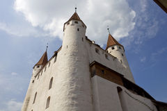 Thun castle Royalty Free Stock Photo
