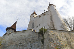 Thun castle Royalty Free Stock Photos