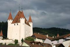 Thun, die Schweiz Lizenzfreie Stockfotos