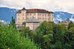 Thun kasztel, Włochy Zdjęcie Royalty Free