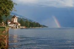 Thun Lake Stock Photo