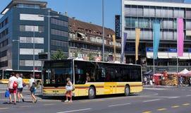 Thun-Stadtbild Stockfotografie