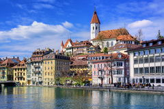 Thun, Switzerland Stock Photo
