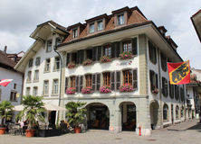 Thun Town Hall Stock Photography