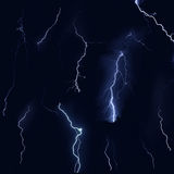 Thunder bolt Stock Images