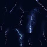 Thunder bolt Stock Images