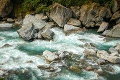 Thunder Creek - Otago Royalty Free Stock Photo