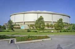 Thunder Dome Stadium, St. Petersburg, Florida Royalty Free Stock Photo