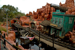 Thunder Mountain Royalty Free Stock Images