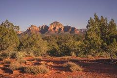 Thunder Mountain Landscape Royalty Free Stock Image