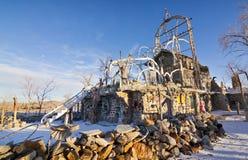 Thunder Mountain Site Stock Photo