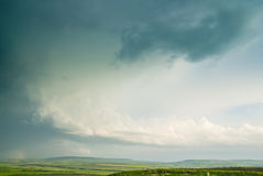 Thunder Sky Royalty Free Stock Photography