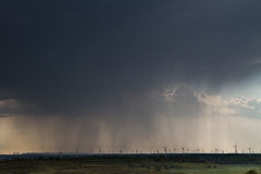 Thunder Storm Royalty Free Stock Photo