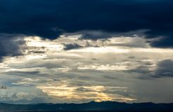 Thunder storm sky Rain clouds. Background beautiful black climate cloudscape condensation cumulonimbus danger dark day disaster dramatic gale gray heaven heavy stock photos