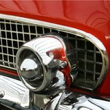 Thunderbird 1 Stock Image
