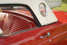 Thunderbird antiguo Imagen de archivo libre de regalías