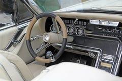 Thunderbird-controlebord Stock Afbeelding