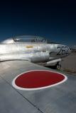 Thunderbird de Lockheed Imagenes de archivo