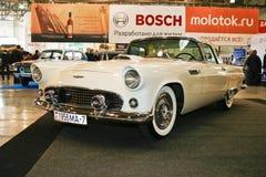 thunderbird för ford 1956 Arkivbild