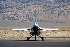 Thunderbird F-18 Stockbilder