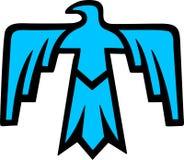 Thunderbird - símbolo do nativo americano Imagens de Stock