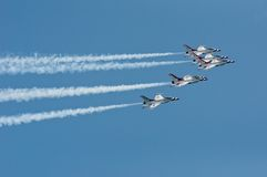 Thunderbird toont Stock Foto's