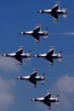 Thunderbirds Stock Photos