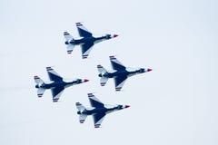 Thunderbirds royalty-vrije stock foto's