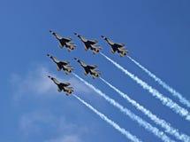 Thunderbirds Lizenzfreies Stockfoto