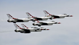 Thunderbirds Royalty Free Stock Image