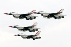 Thunderbirds Stock Photography