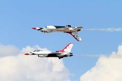 Thunderbirds Fotografia Stock