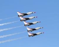 Thunderbirds Royalty Free Stock Images