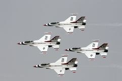 Thunderbirds Royalty Free Stock Photos