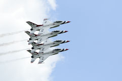 Thunderbirds Royalty Free Stock Photography