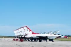 Thunderbirds Στοκ Εικόνες