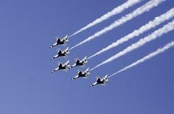 Thunderbirds Fotografering för Bildbyråer