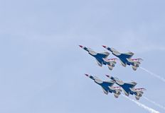 Thunderbirds Stock Image